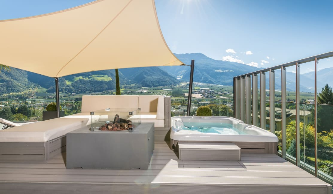 Penthouse Suite DolceVita Premium Whirlpool