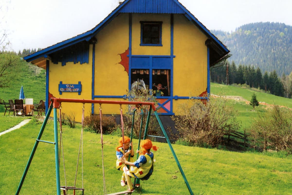 Villa Kunterbunt - Bundesverband Urlaub am Bauernhof
