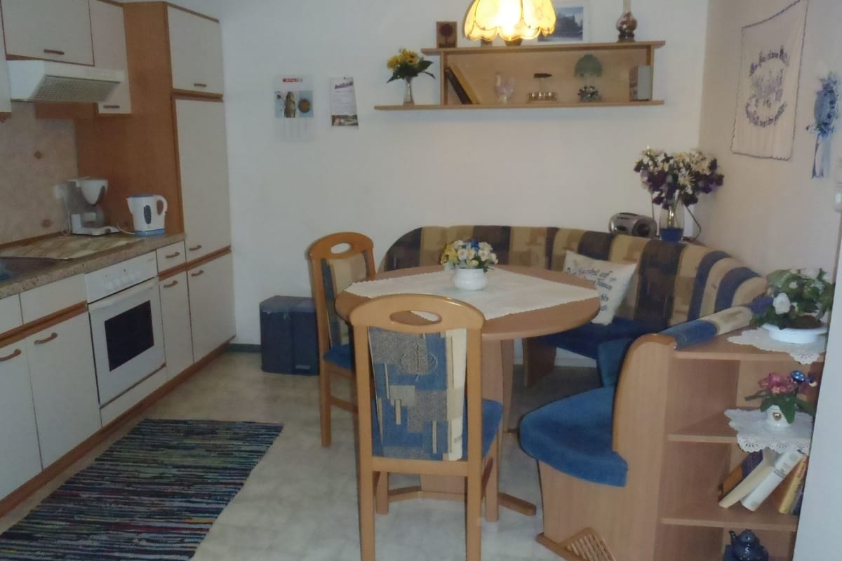 Küche Zimmer 3