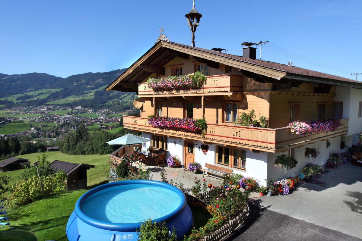 Steining - Kirchberg - in den Kitzbheler Alpen