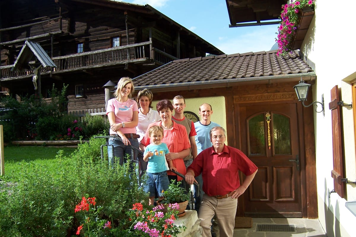 Urlaub am Bauernhof - TVB Osttirol