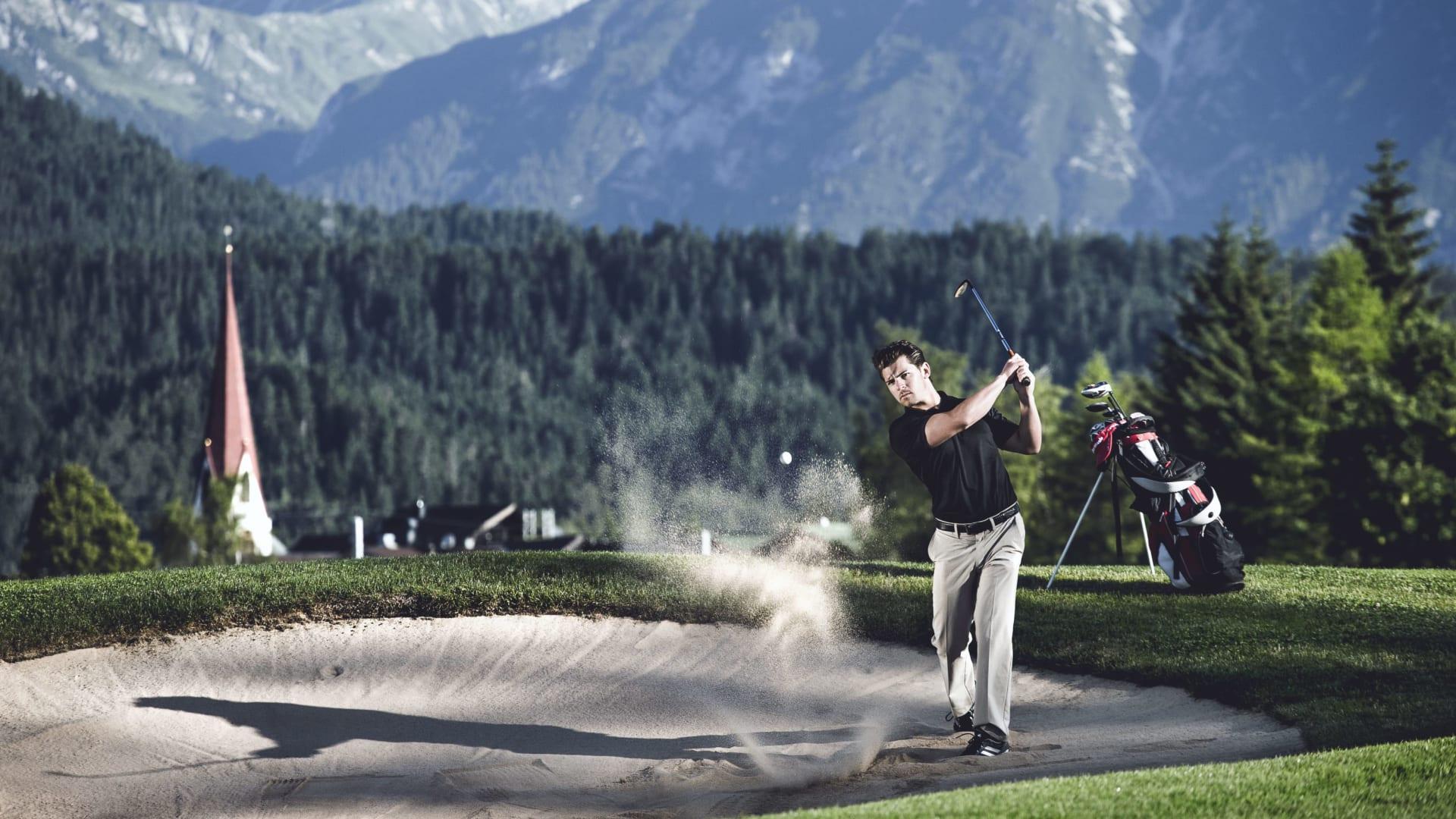 ASTORIA Golf Unlimited - 3 Nächte