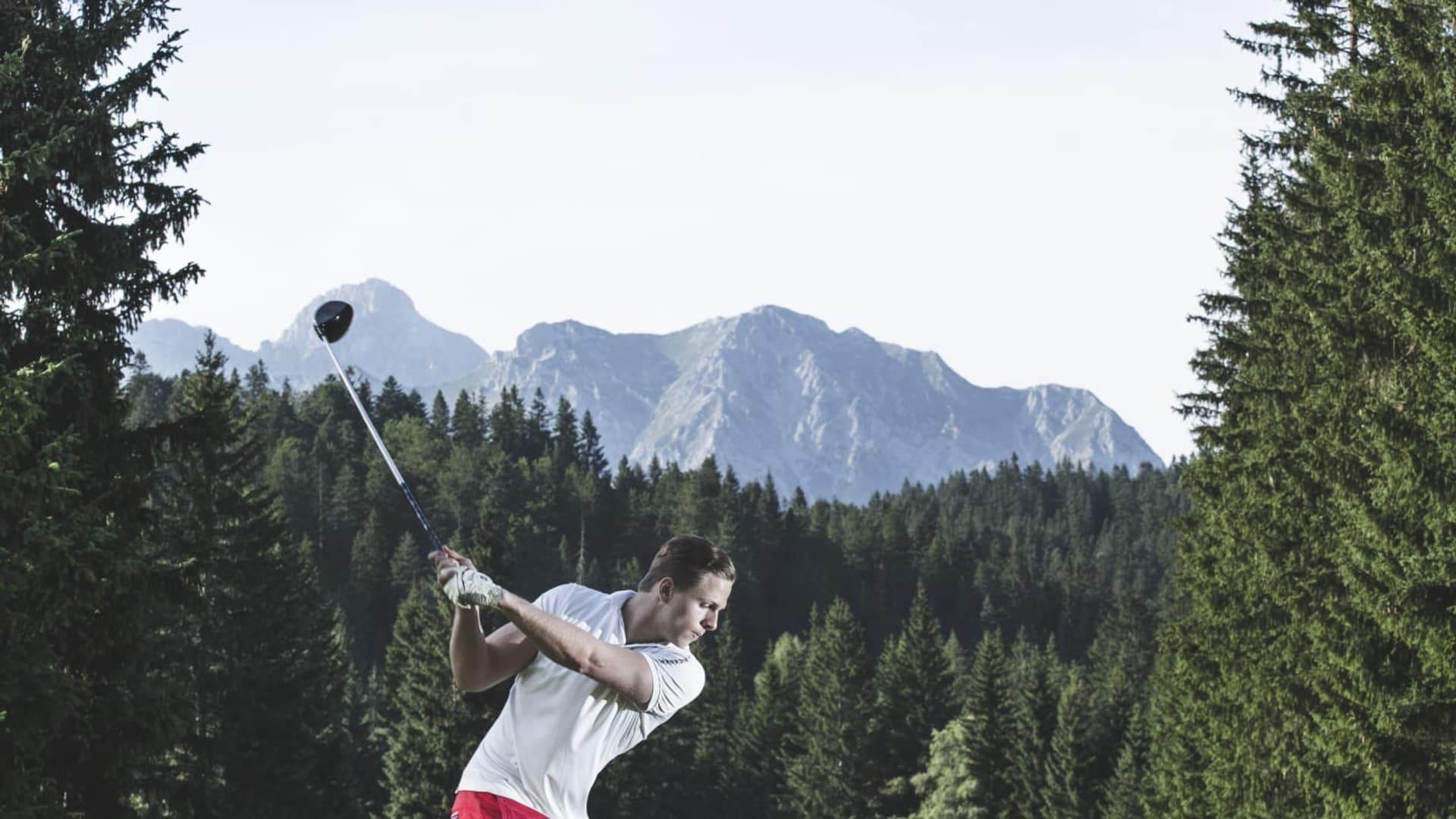 Golfspecial am Sonnenplateau Seefeld - 5 Nächte