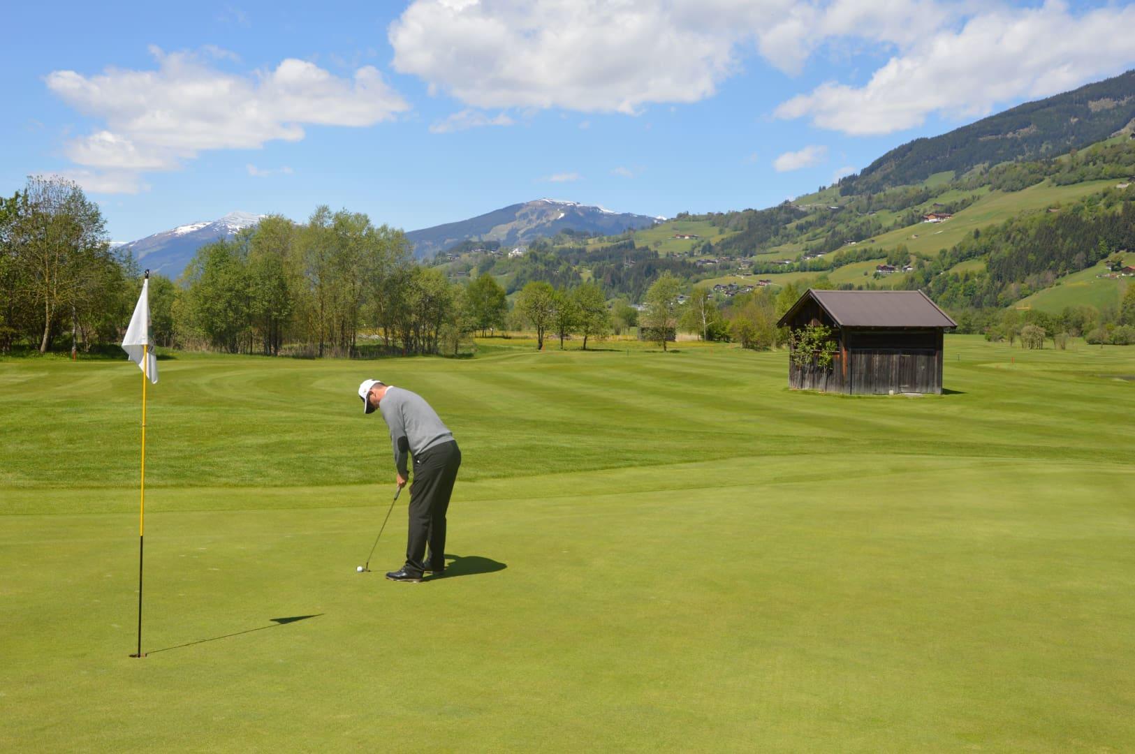 Schloss, Golf & Spa-Genuss