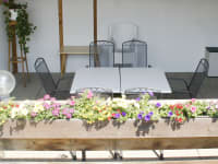 Gäste Terrasse