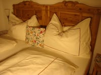 Schlafen in der Blumenwiese
