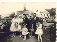 Hochzeit in der Familie