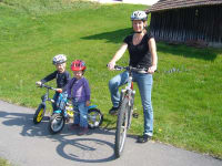 Radeln im Naturpark Raab