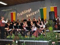 alle zusammen bei der Blaskapelle Neuhaus/Klb.