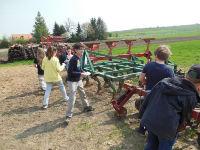 Schule am Bauernhof Gerätekunde