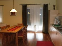 Küche/Wohnraum Fewo2