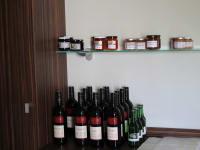Wein u. Marmeladen