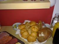 Frühstücksbufett