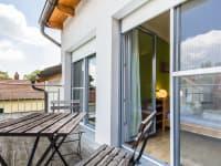 Balkon Fewo Rotes Presshaus