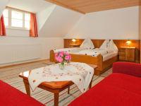 Bauernhaus 3, Wohn-Schlafzimmer