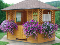 Malehof - Gäste - Pavillon