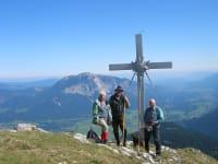 Berg heil am Oisternig