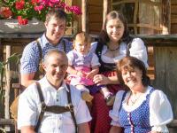 Gernot, Eva, Johanna, Herbert & Rosi