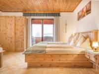 Schlafzimmer Gailtalblick