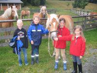 Kinder - Pferde
