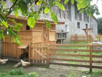 Unser Hühnerstall