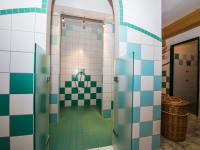 Saunabereich - Duschen