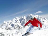 Skifahren