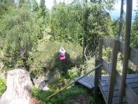 Klettergarten...