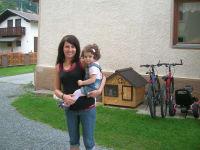 Carmen mit Laura-Marie