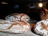 selbst gebackenes Brot von Familie Thurner