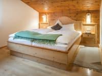 Almblick Schlafzimmer