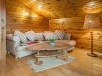 Almblick Wohnzimmer