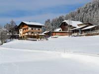Gasperhof im Winter