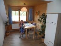 Ess-/ Wohnbereich in FeWo