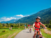 Radfahren am Gailtalradweg (nassfeld.at)
