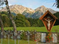 Heldenfriedhof in St.Lorenzen