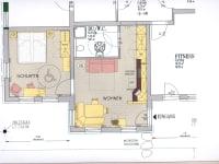 Plan Wohnung Fruehling