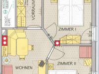 Plan Wohnung Sommer
