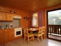 Wohnraum, Küche Tanne