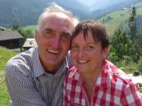 Gerhard und Bernadette freuen sich auf Sie!
