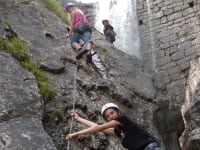 Klettersteig Pirkner Klamm