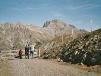 Panorama Tscheltscher Alm