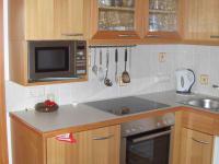 Romantikhaus-Küche