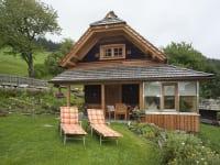 Romantikhaus -Garten