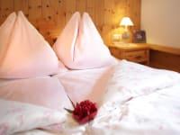 Schlafzimmer -ROMANTIKHÜTTE