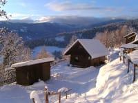 Panoramablick Winterthaler / Eisenhut