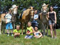 Pferde Kinder Haberlehof