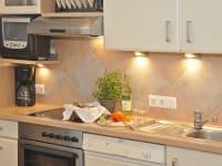 Ferienwohnung 1 Küche