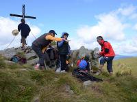 Wandern bis auf über 2000 m Seehöhe