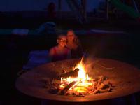 So ein Lagerfeuer hat etwas Besonderes